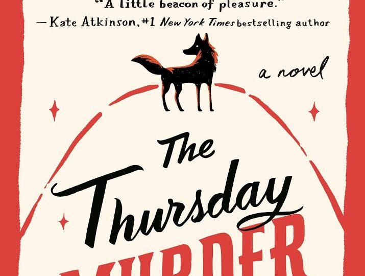 Populär på avd. Crime/Thriller: The Thursday Murder Club, av Richard Osman