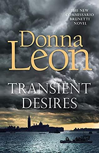 Ny Donna Leon kommer i mars: Transient Desires
