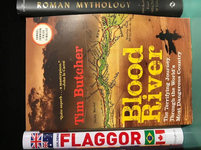 Blood River. The Terrifying Journey Through the World´s Most Dangerous Country, av Tim Butcher
