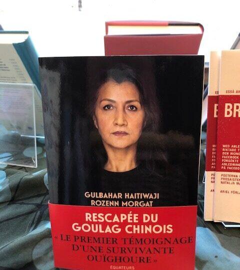 Rescapée du Goulage Chinois. Le premier témoignage d´une survivante Ouïghoure, av Gulbahar Haitiwaji och Rozenn Morgat