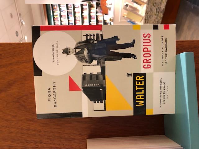 Walter Gropius. Visionary Founder of the Bauhaus, av Fiona MacCarthy