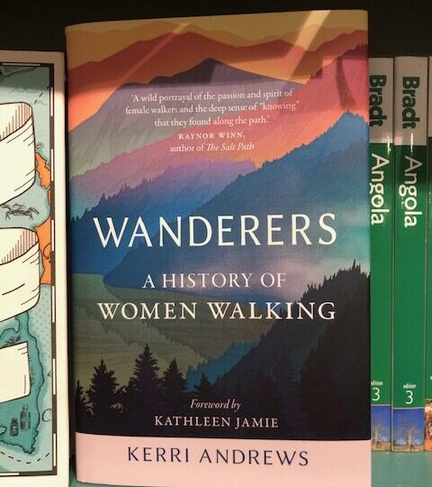 Wanderers. A History of Women Walking, av Kerri Andrews
