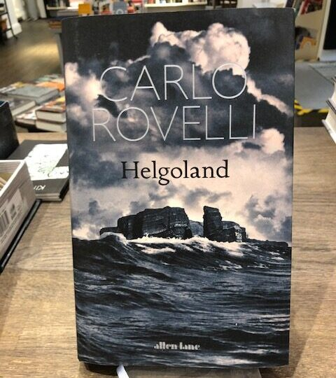 Helgoland, av Carlo Rovelli