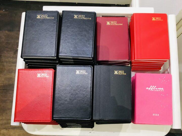 Kalenderbitare i alla länder förenen eder! Nu är almanackorna här!